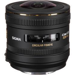 Sigma 4.5mm f/2.8 EX DC HSM Lens for Sony Alpha SLR