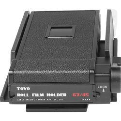 Toyo-View Roll Film Holder