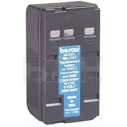 Bescor BP-17XT Ni-Cad Battery Pack - 6v, 2000mAh