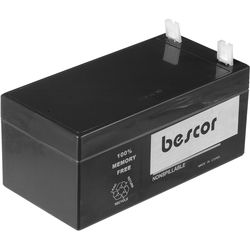 Bescor LCR-12V34 Replacement Cell Pack