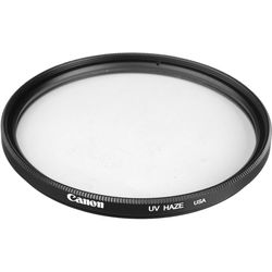 Canon 82mm Ultraviolet (UV) Glass Filter