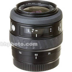 Konica Minolta Zoom Wide Angle-Telephoto AF 35-70mm f/3.5-4.5 MZ Autofocus Lens
