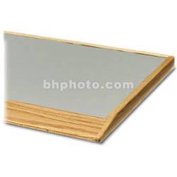"Winsted Three-Bay-Corner Shelf with 3"" Beveled Oak Front"