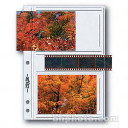 """Print File Premium Series-M Archival Storage Page for Prints, 3.5x5.25"""" - 25 Pack"""