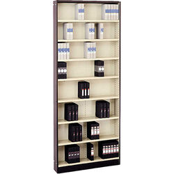 "Winsted WIT7302 Movable 3/4"" Mini Cassette Cabinet (Brown/Beige)"
