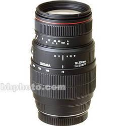 Sigma Zoom 70-300mm f/4-5.6 APO-Macro Autofocus Lens for Minolta Maxxum