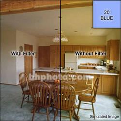 """Tiffen 6 x 6"""" CC20B Blue Filter"""