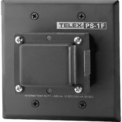 Telex PS-1F Single-Channel Power Supply