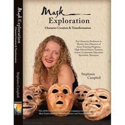 First Light Video DVD/Manual: Mask Exploration: The Process of Character Creation & Transformation