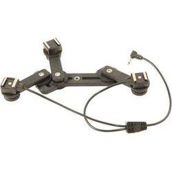 Paramount DSD3TYHS Strobe Dolly 3-Arm  Transmitter Mount With Y-Cord