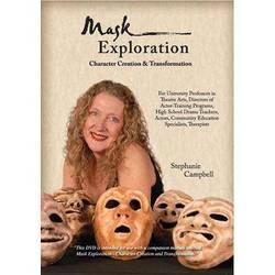 First Light Video Book/DVD: Mask Exploration Book & DVD