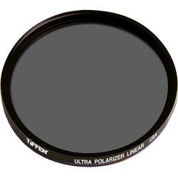 "Tiffen 6"" Round Ultra Pol Linear Polarizer Filter (Mounted, Non-Rotating)"