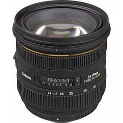 Sigma 24-70mm f/2.8 IF EX DG HSM Autofocus Lens for Nikon AF