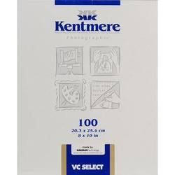 "Kentmere Select Variable Contrast Resin Coated Paper (8 x 10"", Glossy, 100 Sheets)"