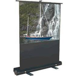 """Mustang SC-P60D43 Portable Front Projection Screen (48 x 36"""")"""