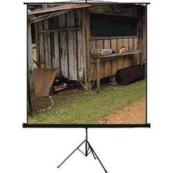 "Mustang SC-T80D43 Tripod Front Projection Screen (47x63"")"
