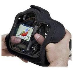LensCoat BodyGuard Pro Clear Back Camera Case (Black)