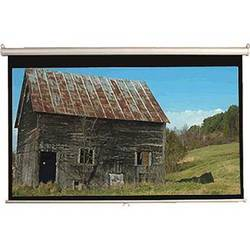 """Mustang SC-M106D16:9 Manual Projection Screen (64 x 96"""")"""