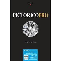 "Pictorico Pro Premium OHP Transparency Film (11 x 17"", 20 Sheets)"