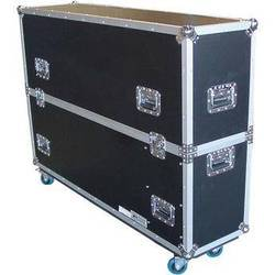 """Pro Cases AC-PLASMA42 Single Universal Fit TV Case for Most 42"""" LCD / Plasma Displays"""