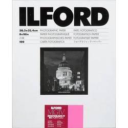 "Ilford Multigrade IV RC Portfolio Black & White Paper (8 x 10"", Glossy, 100 Sheets)"