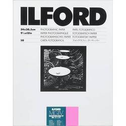 "Ilford Multigrade IV RC Deluxe MGD.1M Black & White Variable Contrast Paper (9.44 x 12"", Glossy, 50 Sheets)"