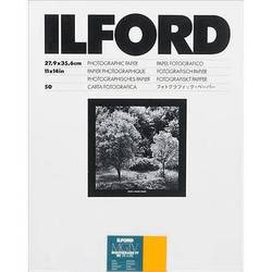 "Ilford Multigrade IV RC Deluxe MGD.25M Black & White Variable Contrast Paper (11 x 14"", Satin, 50 Sheets)"