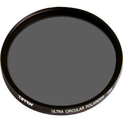 "Tiffen 6"" Round Ultra Circular Polarizing Filter (Non-Rotating, Mounted)"