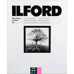 """Ilford Multigrade IV RC Deluxe MGD.1M Black & White Variable Contrast Paper (16 x 20"""", Glossy, 50 Sheets)"""