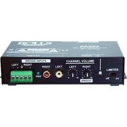 Rolls PA202 20W Class-D Mini Stereo Amplifier