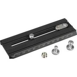 """Gitzo GS5370LC Quick Release Plate (Long) with 2 1/4""""-20 & 2 3/8"""" Screws"""