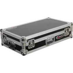 Odyssey Innovative Designs FR10CDIW Flite Ready DJ Medium Format CD Coffin Case