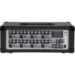Peavey PVi 8B - 8 Channel 150-Watt Powered Mixer