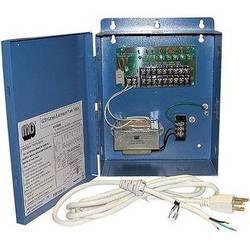 MG Electronics DPS-9-UL 9-Camera 24VAC 4A Distributed Power Supply