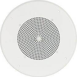 "Bogen Communications Ceiling Speaker Assembly with S86 8"" Cone (Bright White)"