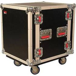 Gator Cases G-TOUR12UCA-24D  12 G-Tour Rack Case