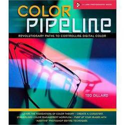 Sterling Publishing Book: Color Pipeline by Ted Dillard