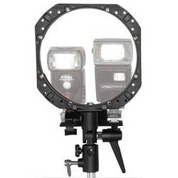 Chimera Speed Ring for Mounting Two Shoe-Mount Flashes