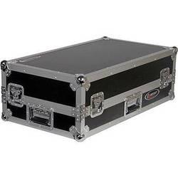 Odyssey Innovative Designs FRGS10CDIW Flight Ready Glide Style DJ Medium Format CD Coffin Case