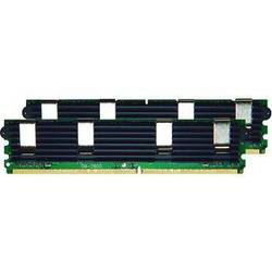 Transcend 4GB (2x2GB) Mac Pro FB-DIMM Memory for Desktop