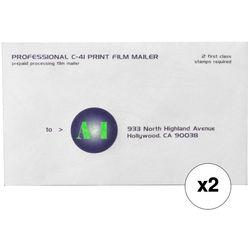A&I Develop + Prints Mailer for 220 Print Film