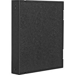 """Besfile Archival Binder 11-5/8 x 10-1/4"""" Without Rings - Black"""
