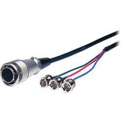 Comprehensive 26-Pin Female to 3 BNC Male Component Video Cable - 6'