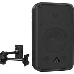 Behringer CE500A 80W 2-Way Multi-Purpose Speaker (Black)