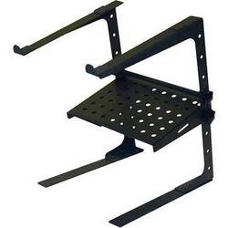 Odyssey Innovative Designs Laptop Stand with Interface Tray - Black