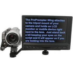 "ProPrompter PP-WING-LCD7KIT ProPrompter Wing 7"" LCD Kit with Software"