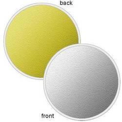 "Photoflex LiteDisc Circular Reflector, Silver/Gold, 32"" (81.3cm)"