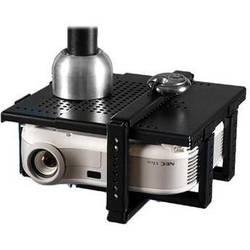 Hard Steal AV Cage (Rev. 2) Anti-Theft Projector Mount (Black)