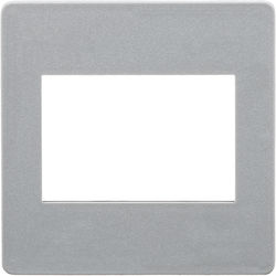 Gepe 24 x 36mm Glassless Slide Mounts with Fix-Points (2mm-Thick, Type LKM, 100-Pack)