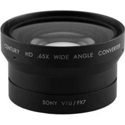 Century Precision Optics 0HD-65CV-SH6 0.65x Wide Angle Converter Lens